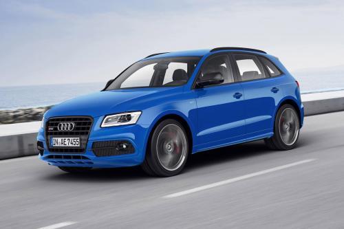 2015 году Audi SQ5 TDI будет прийти с повышенной мощность и дополнительными стим