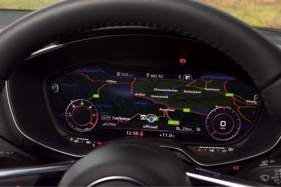 Audi TT Coupe TDI Ultra