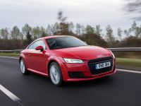2015 Audi TT Coupe TDI Ultra, 1 of 10