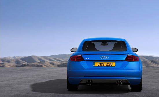 Audi TT UK
