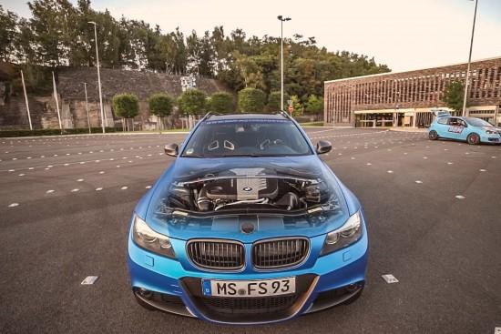 BBM Motorsport BMW 350D 3T