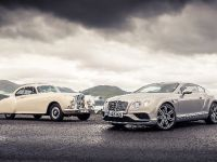 2015 Bentley Continental Evolution of an Icon, 3 of 21