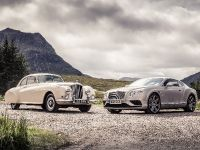 2015 Bentley Continental Evolution of an Icon, 4 of 21
