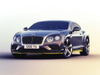 2015 Bentley Continental GT Speed Breitling Jet Team Series Limited Edition, 1 of 8