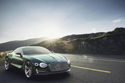 Bentley продолжает роскошный роман с 2015 ЕХР