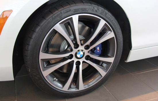 BMW 2-Series 228i Coupe Track Handling Package