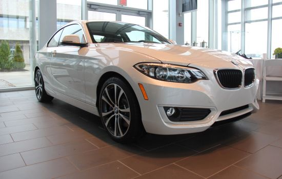 2015 BMW 2-Series 228i Coupe Track Handling Package - Picture 100195
