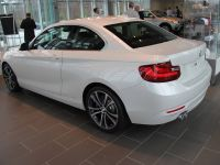 2015 BMW 2-Series 228i Coupe Track Handling Package, 5 of 12