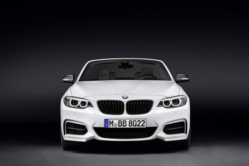 Компания BMW 2 серии Кабриолет: Экстра стиль с М Производительность части