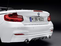 2015 BMW 2 Series Convertible with M Performance Parts, 8 of 10