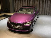2015 BMW 760Li V12M Biturbo in Twilight Purple, 1 of 20