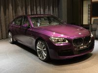 2015 BMW 760Li V12M Biturbo in Twilight Purple, 2 of 20