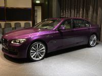2015 BMW 760Li V12M Biturbo in Twilight Purple, 5 of 20