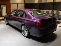 2015 BMW 760Li V12M Biturbo in Twilight Purple, 7 of 20