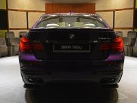 2015 BMW 760Li V12M Biturbo in Twilight Purple, 8 of 20