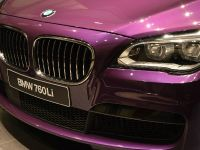 2015 BMW 760Li V12M Biturbo in Twilight Purple, 18 of 20