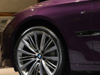 2015 BMW 760Li V12M Biturbo in Twilight Purple, 19 of 20