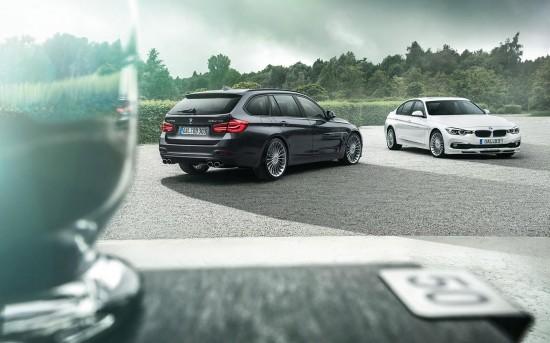 BMW D3 Bi-Turbo Facelift