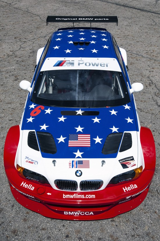 BMW E46 M3 GTR Restored