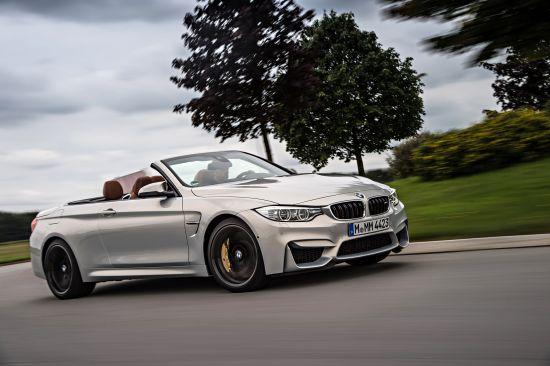 BMW F83 M4 Convertible