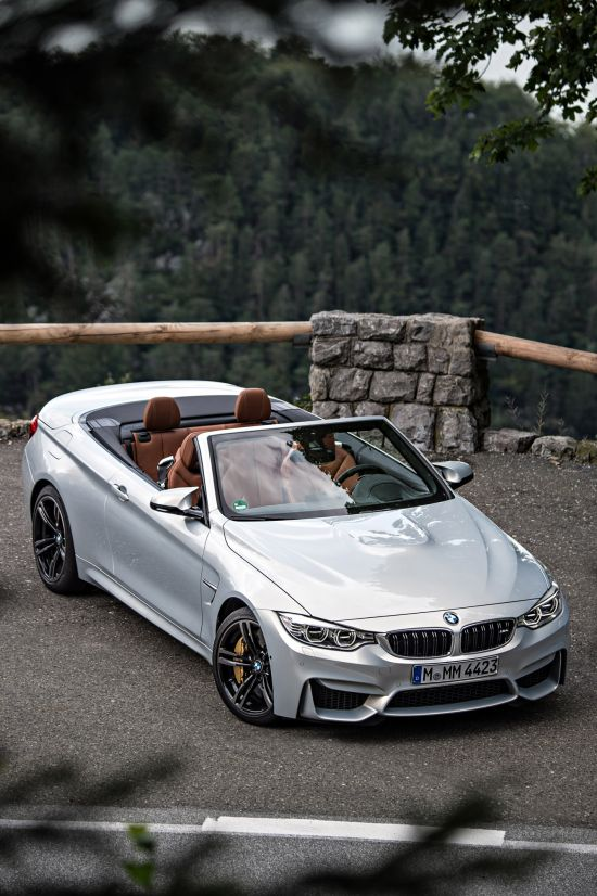 BMW F83 M4 Convertible