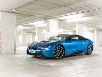 2015 BMW i8 UK, 5 of 50