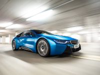 2015 BMW i8 UK, 7 of 50