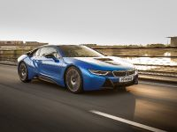 2015 BMW i8 UK, 12 of 50