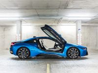 2015 BMW i8 UK, 13 of 50