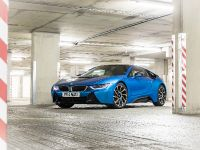 2015 BMW i8 UK, 15 of 50