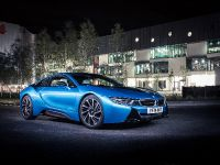2015 BMW i8 UK, 18 of 50