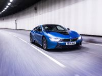 2015 BMW i8 UK, 21 of 50