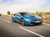 2015 BMW i8 UK, 28 of 50