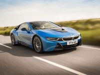 2015 BMW i8 UK, 29 of 50