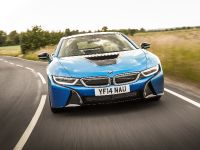 2015 BMW i8 UK, 30 of 50