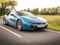 2015 BMW i8 UK, 31 of 50
