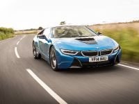 2015 BMW i8 UK, 32 of 50