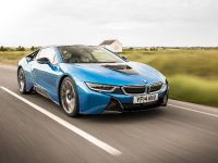2015 BMW i8 UK, 33 of 50