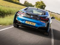 2015 BMW i8 UK, 34 of 50