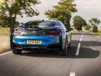 2015 BMW i8 UK, 35 of 50