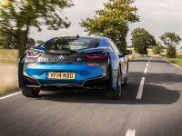 2015 BMW i8 UK, 35 of 50