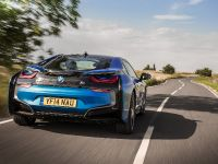 2015 BMW i8 UK, 36 of 50
