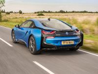 2015 BMW i8 UK, 37 of 50