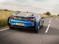 2015 BMW i8 UK, 38 of 50