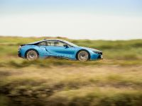 2015 BMW i8 UK, 39 of 50