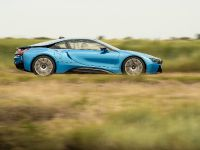 2015 BMW i8 UK, 40 of 50