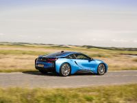 2015 BMW i8 UK, 41 of 50