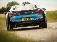 2015 BMW i8 UK, 43 of 50