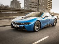 2015 BMW i8 UK, 44 of 50