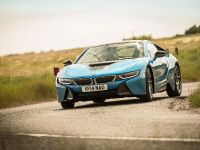 2015 BMW i8 UK, 45 of 50